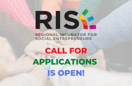 RISE Journey: Open Call for young people and opportunity for support of green and social businesses image