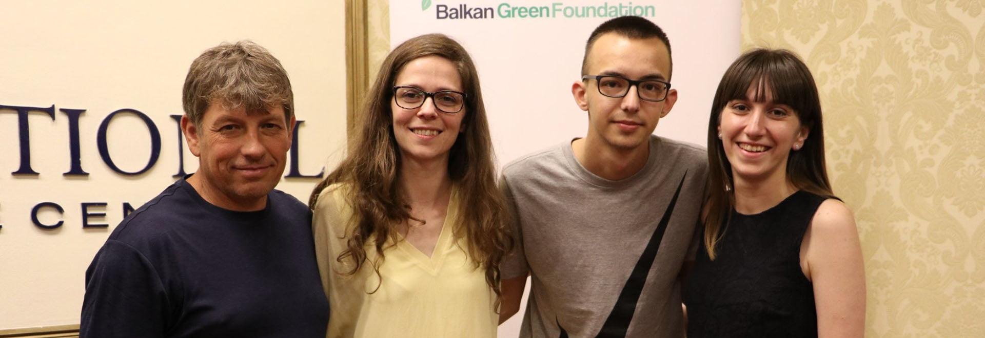 Се вративме дома со награди: две македонски зелени идеи наградени на регионален натпревар image