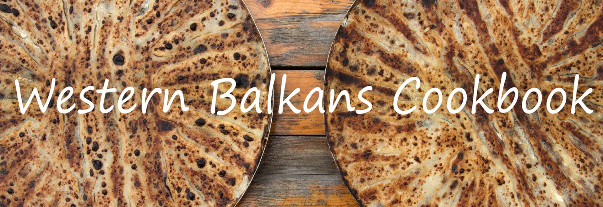 Gastronomic Map of Western Balkans-we serve you another project image