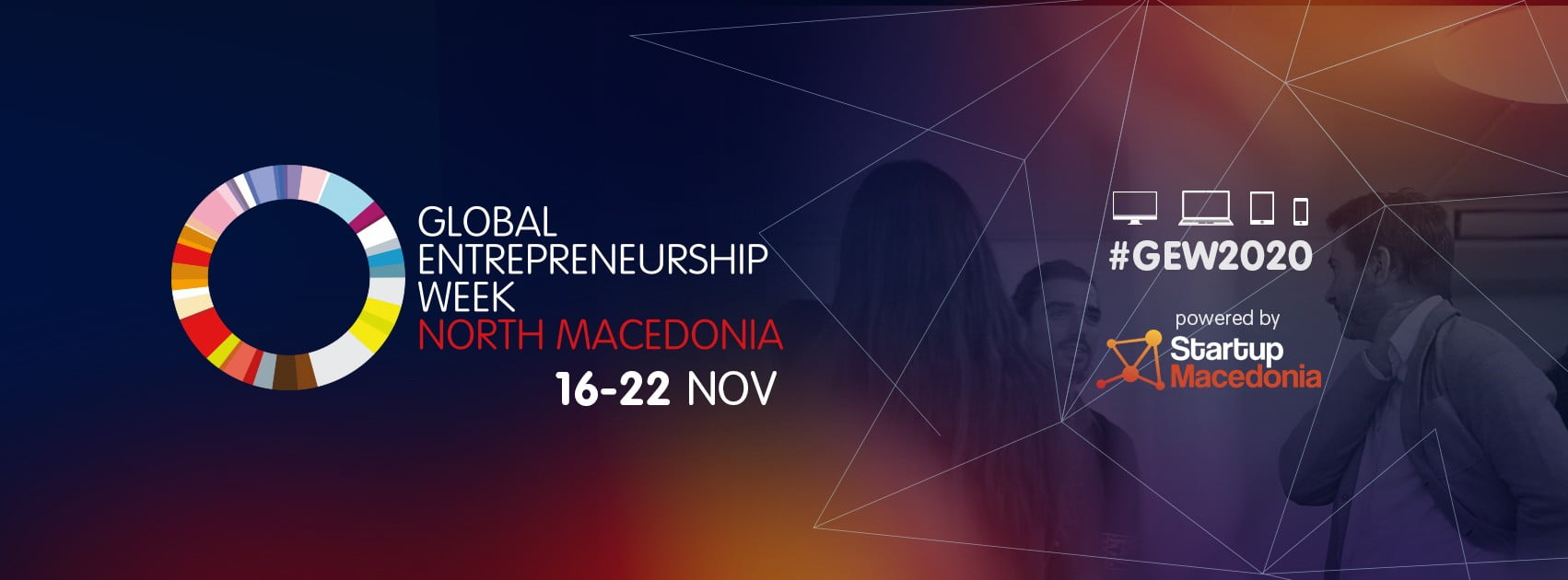 Global Entrepreneurship Week (GEW) 2020-ARNO participated with 2 events image