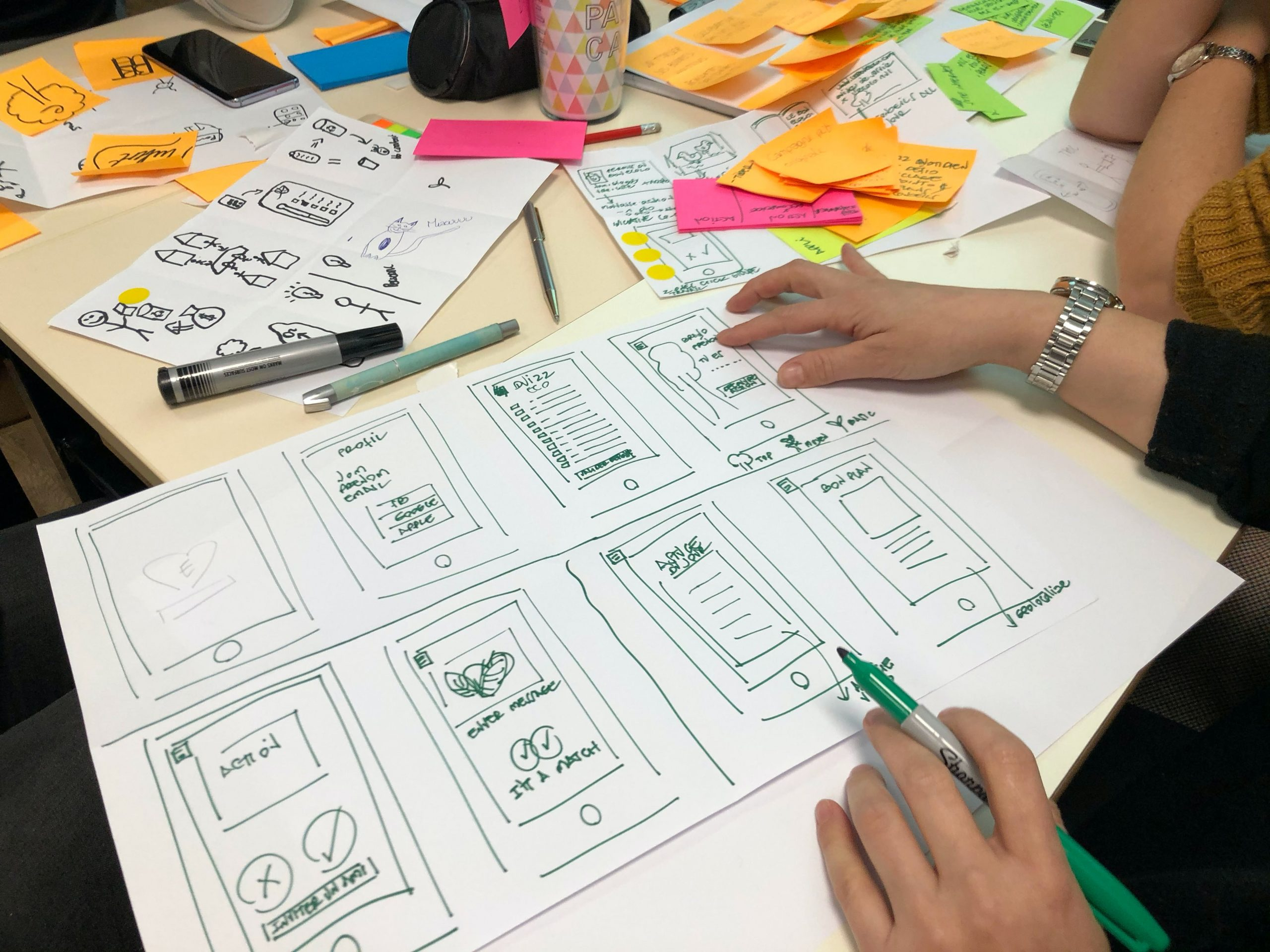 Apply for a Design Thinking Training image